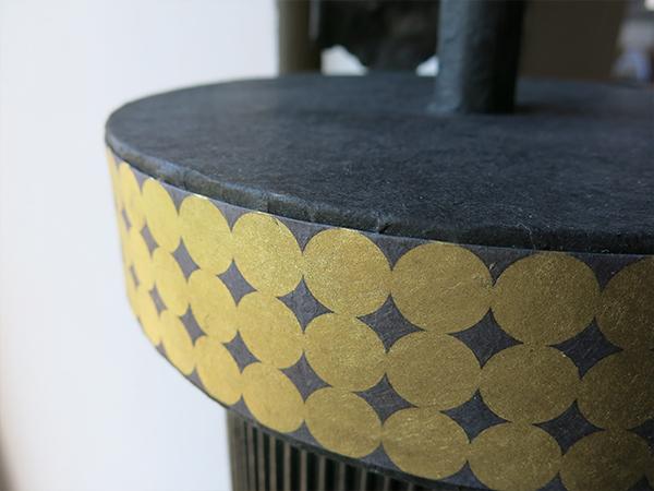 Meuble carton for Finition meuble en carton